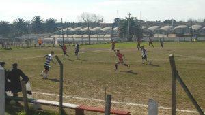 06.08.2017 Victoria de Potencia por 2 a 0 ante Alto Perú