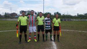 29.10.2017 Potencia perdió por 2 a 1 ante Colón en el Parque Salus