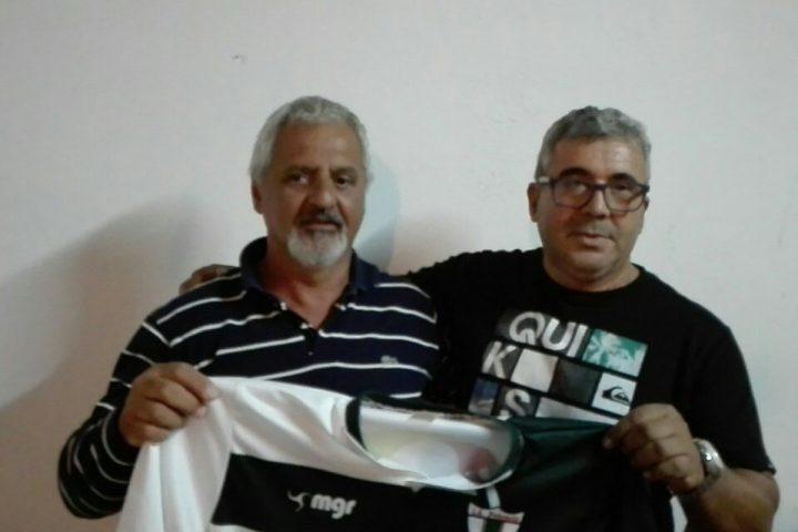 06.03.2018 Antonio Díaz es el nuevo entrenador de la I.A. Potencia.