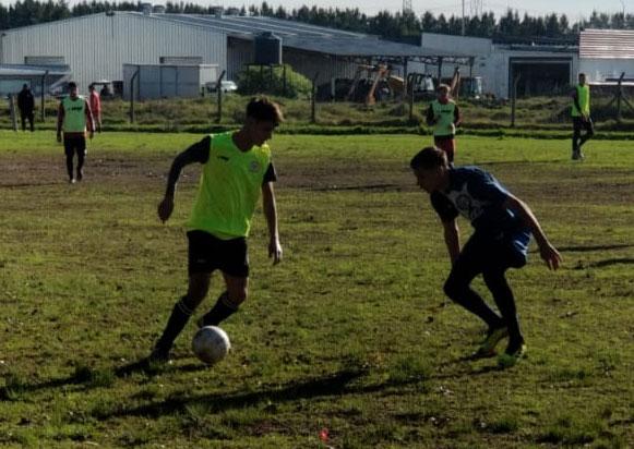 27.06.2019 Victoria de Potencia en amistoso ante River Plate