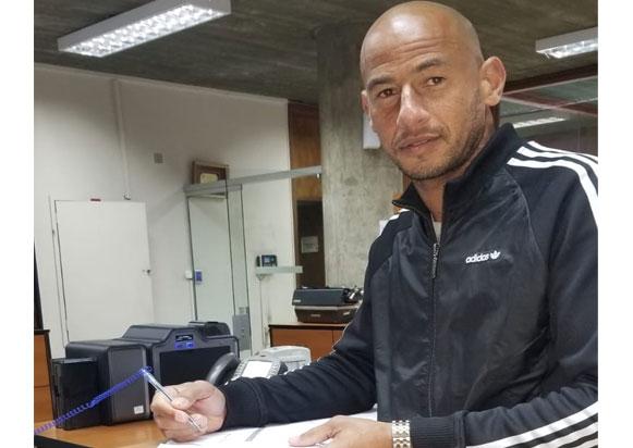 06.07.2019 Christian Vaquero es nueva alta en Potencia