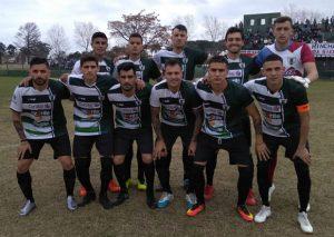21.07.2019 Empate sin goles ante Huracán Buceo