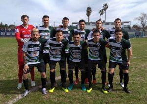 24.08.2019 Triunfo por 2 a 1 ante Huracán F.C. en el Monegal