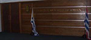 Asamblea en la A.U.F.