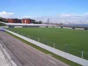 12.03.2014 Villa Española vs. Potencia el domingo en el Parque Capurro