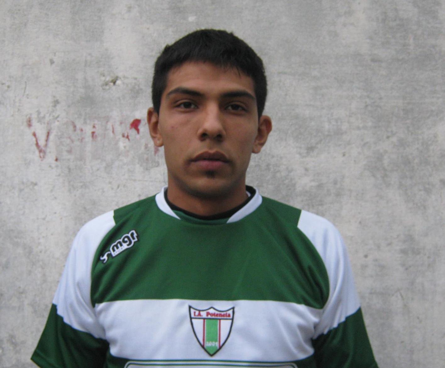 03.09.2014 Andrés Martínez vuelve a Potencia