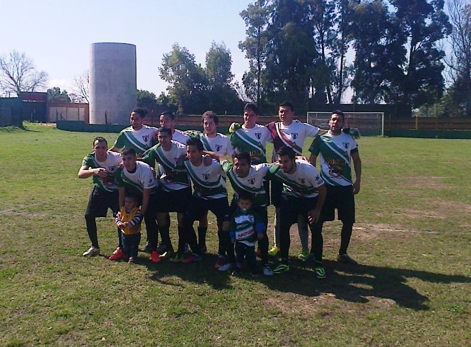 31.08.2014 Potencia ganó el encuentro ante Artigas por 2 a 1