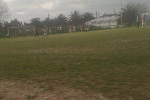 19.09.2014 Potencia venció a Colón en partido amistoso.