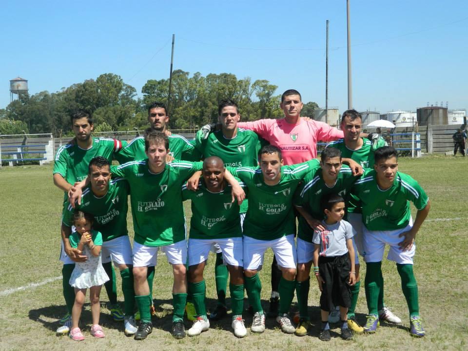 06.12.2014 Empate sin goles entre Potencia y Uruguay Montevideo