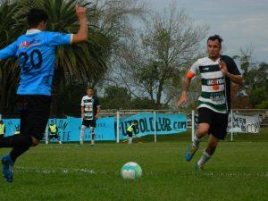 11.06.2017 Potencia enfrentó a Rocha F.C. en la tercera fecha