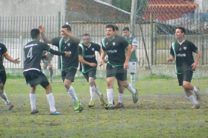 13.08.2017 Triunfo por 1 a 0 ante La Luz con gol de Mauro Suanes