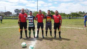 22.10.2017 Potencia venció a Los Halcones por 3 a 1