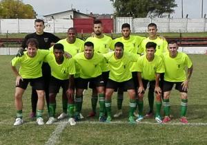 08.04.2018 Nuestro equipo obtuvo el tercer lugar de la Copa «Poné Segunda»
