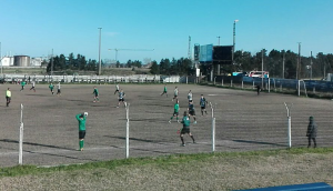 02.08.2018 Amistoso internacional ante C.A.S. y D. Camioneros de Argentina
