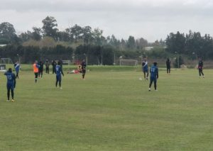 05.07.2019 Potencia disputó amistoso frente a Danubio