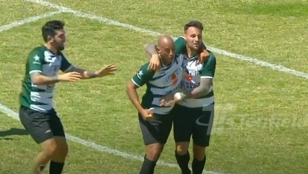 11.10.2020 Triunfo frente a Platense por 1 a 0