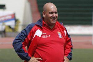 24.09.2021 Óscar Mendez es el nuevo entrenador de Potencia.