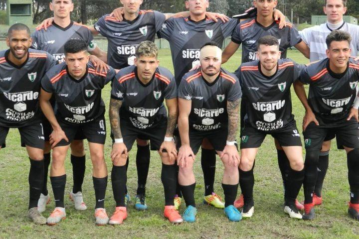 13.09.2021 Potencia venció a Deportivo Colonia en el Estadio Víctor Della Valle.