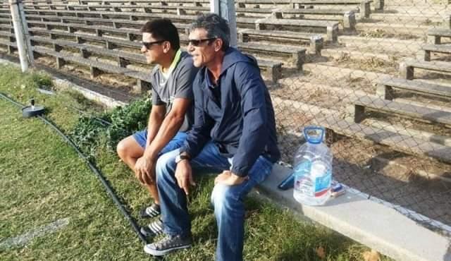 24.09.2021 Enrique Saravia no continúa como entrenador.